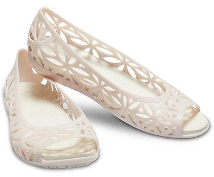 Crocs/ Isabella Jelly II Flat