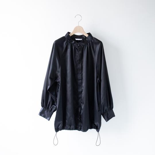 MANON/サテンバルーンジャケット